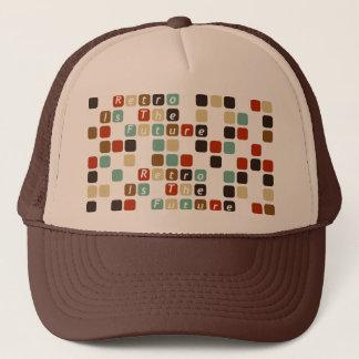 retro es el gorra futuro