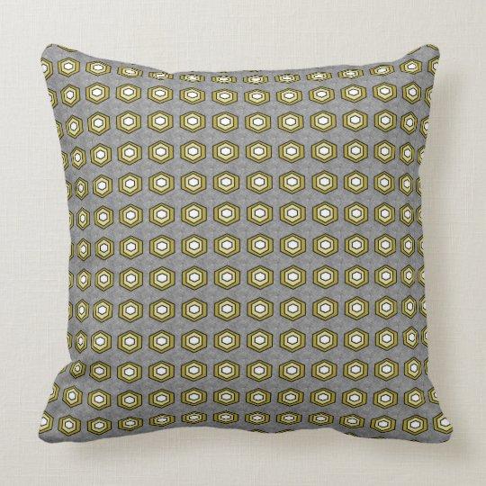 Retro-Modern-Classic_Gray-Olive_Stylish-Accents Cojín Decorativo