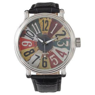 Retro Reloj De Pulsera