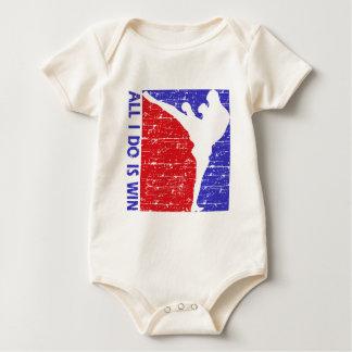 retroceso-boxeo body para bebé
