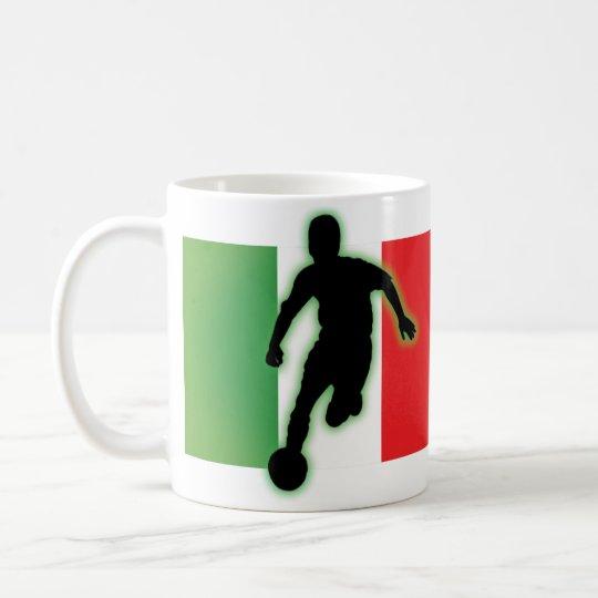 Retroceso de bicicleta de Italia y huelguista 4 de Taza De Café