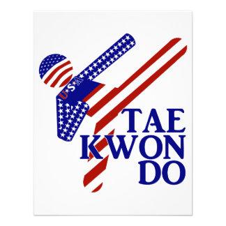 Retroceso de los E E U U el Taekwondo 2