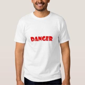 Retroceso de McCallum del peligro Camiseta