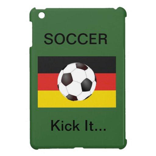 Retroceso del fútbol él… iPad mini cárcasa