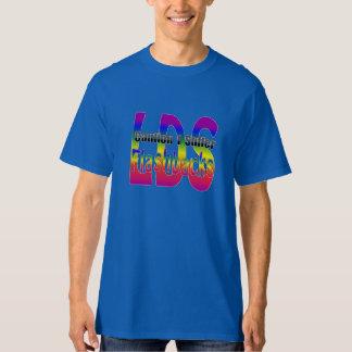 Retrocesos de LDS Camiseta
