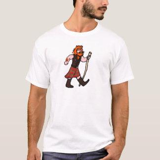 Retruécano del caminante de Scott Camiseta