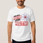 Retruécano divertido de la ciencia camisetas