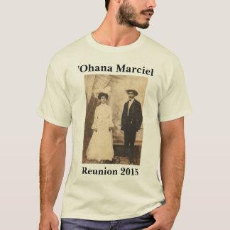 Reunión 2015 de Marciel: ʻOhana de Juan y de Lydia Camiseta