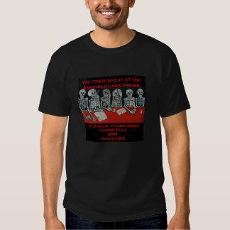 Reunión 5 del yanqui camiseta