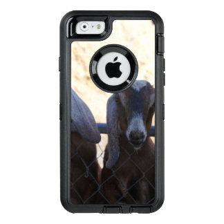Reunión de la cabra funda OtterBox defender para iPhone 6