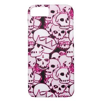 Reunión rosada de Boneyard Funda iPhone 7