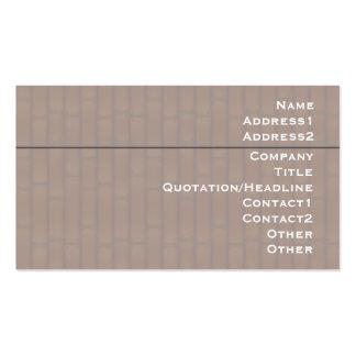Revestimiento de madera de madera - tarjetas de vi plantilla de tarjeta personal