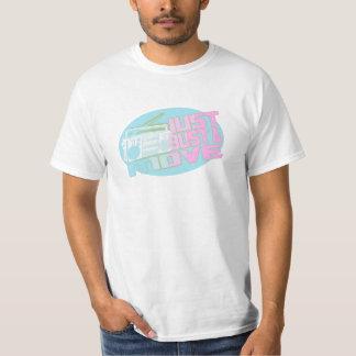 Reviente un movimiento camiseta