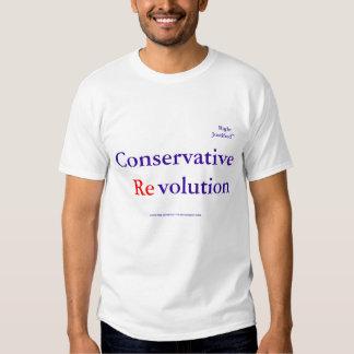 Revolución conservadora camisetas