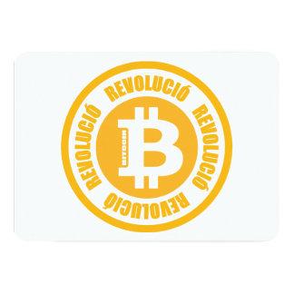 Revolución de Bitcoin (versión catalana) Comunicados Personalizados