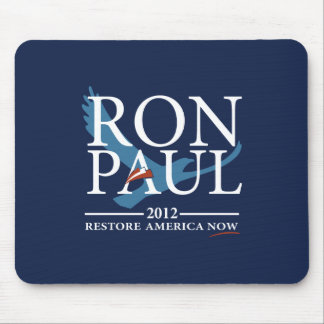 Revolución de Ron Paul Alfombrilla De Ratón