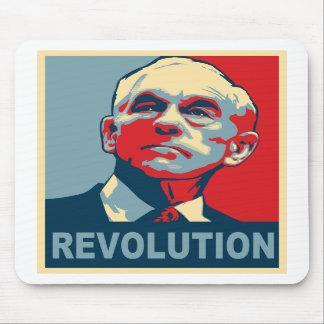 Revolución de Ron Paul Tapete De Raton