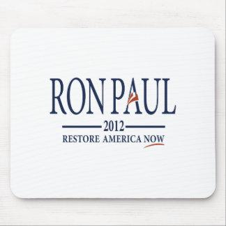 Revolución de Ron Paul Alfombrillas De Ratones