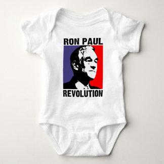 Revolución de Ron Paul Body De Bebé