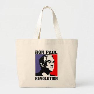 Revolución de Ron Paul Bolsas De Mano