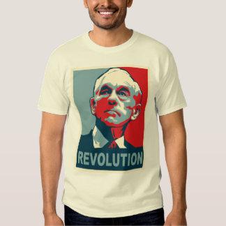 Revolución de Ron Paul Camisas