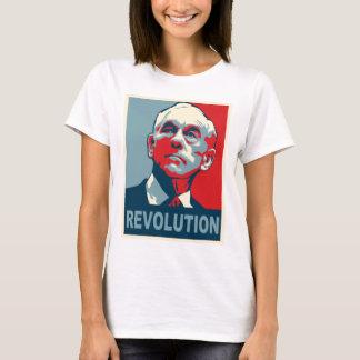 Revolución de Ron Paul Camiseta