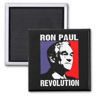 Revolución de Ron Paul Imán Cuadrado
