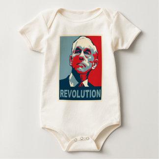 Revolución de Ron Paul Peleles De Bebé