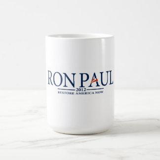 Revolución de Ron Paul Tazas