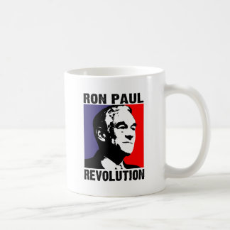 Revolución de Ron Paul Taza