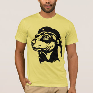 Revolución del Dachshund Camiseta