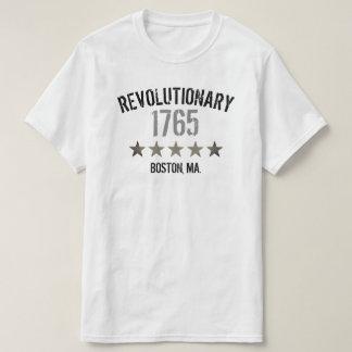"""""""Revolucionario 1765"""" camiseta de Boston,"""