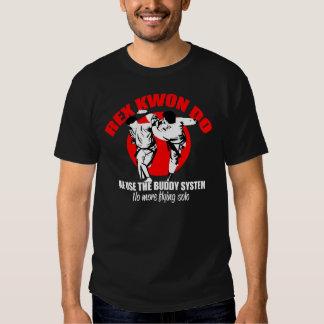 Rex Kwon hace Camisetas
