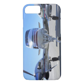Rey Air Turboprop Airplane Funda iPhone 7