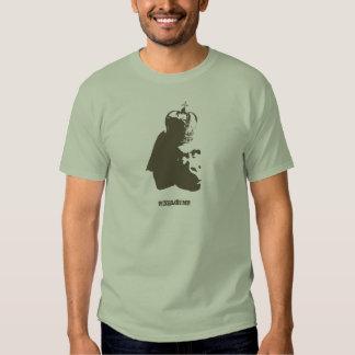 Rey Ape de la plantilla Camiseta
