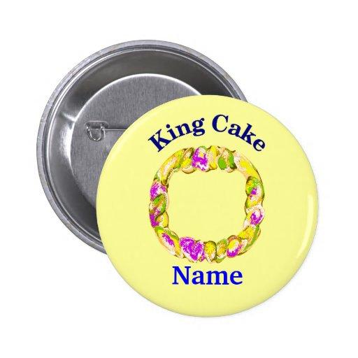 Rey Cake corrige nombre Pins