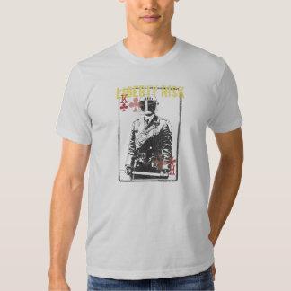 Rey de clubs camisetas