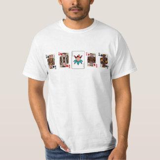 Rey de Dixie Camisetas
