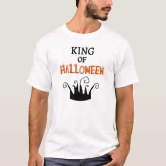 Rey de la camiseta de Halloween