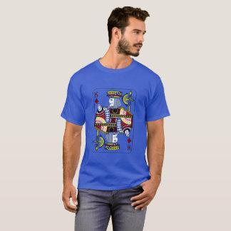 """""""Rey de la camiseta del azul real de los"""