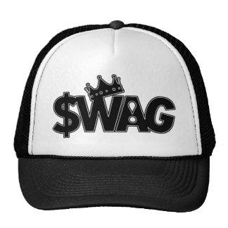 ¡Rey de la élite del Swag! Gorras