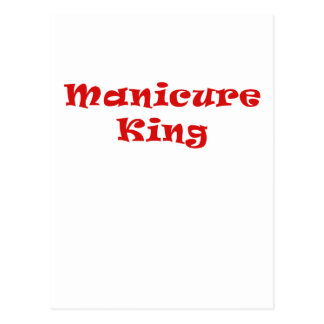 Rey de la manicura postal
