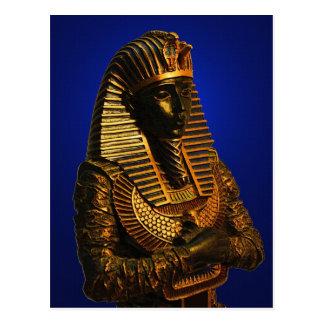 Rey de la postal de Egipto