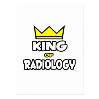 Rey de la radiología postal