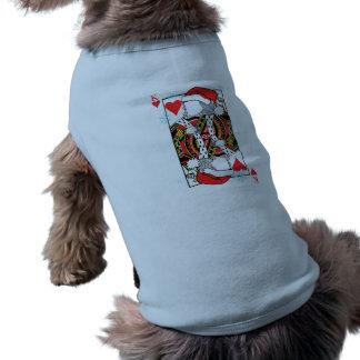Rey de las Felices Navidad de corazones - añada