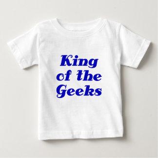 Rey de los frikis camiseta