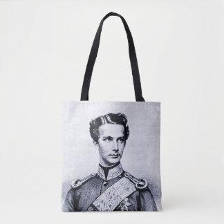 Rey de los jóvenes de Luis II Bolsa De Tela
