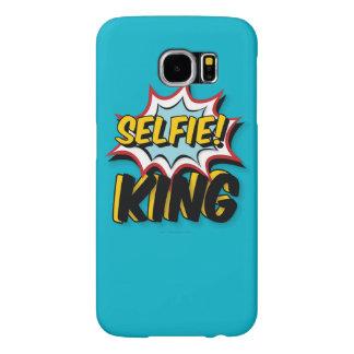 Rey de Selfie Fundas Samsung Galaxy S6