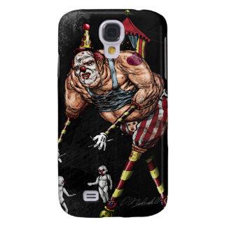 Rey del caso de los payasos iPhone3g Funda Samsung S4