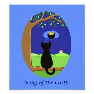 Rey del castillo foto